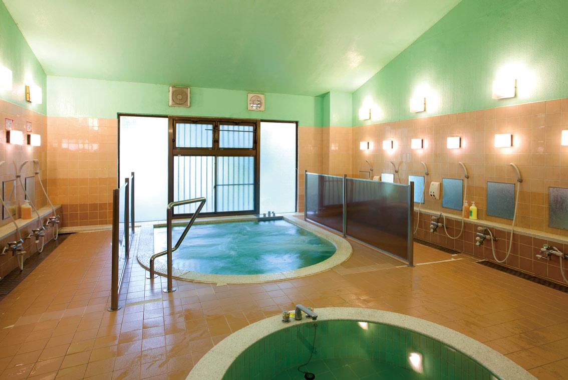大浴場・シャワーロッカー